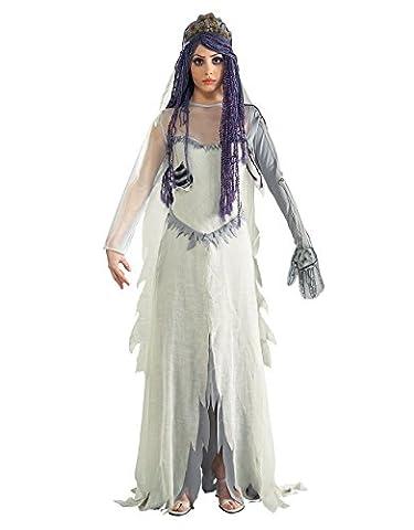 Corpse Bride Costume Enfant - Corpse Bride Déguisement-Costume robe pour femme Taille