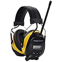 Auriculares con reducción de ruido de radio FM / AM, Defensores de oído Protear con