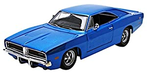 Maisto - 31256 BL - Dodge Charger R / T - 1969 - 1/24 Escala