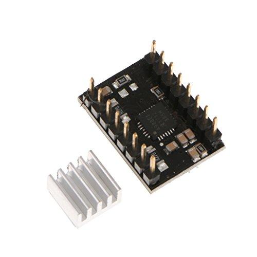 MagiDeal Module de Pilote Moteur Stepper Imprimante 3D avec Dissipateur Thermique pour MakerBot 15x20MM