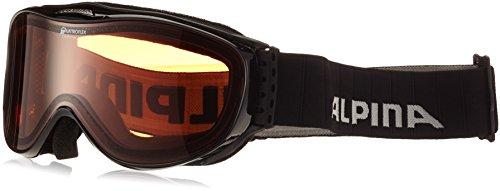 Alpina Erwachsene Skibrille Challenge 2.0 QH