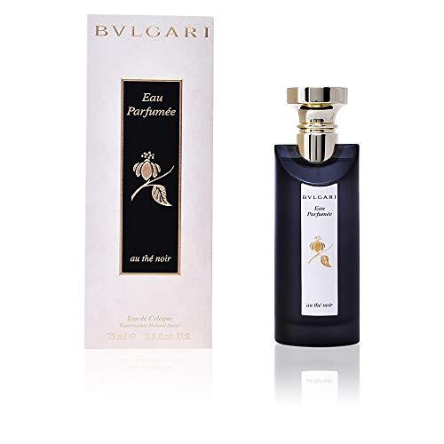 Bvlgari-Wasser Parfume The schwarz Eau de Cologne 75ml Vapo