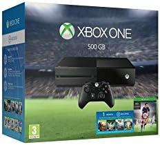 Xbox One 500GB Konsole - Bundle inkl. Fifa 16 und 1 Monat EA Access