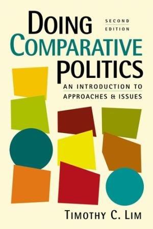 Doing Comparative Politics, 2/e [Paperback] [Jan 01, 2017] VIVA BOOKS PRIVATE LIMITED