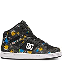 DC Shoes Rebound X At B - High Top Shoes - Chaussures Montantes - Garçon
