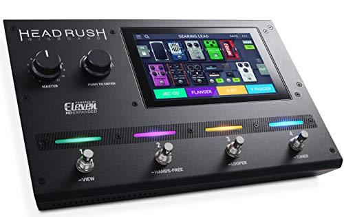 HeadRush Gigboard - Procesador modelado amplificadores