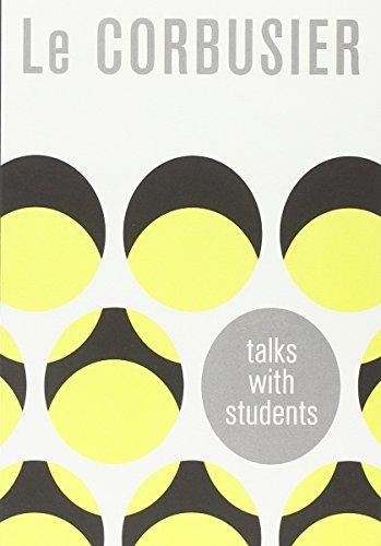 Reproduktion Le Corbusier (Le Corbusier Talks with Students)