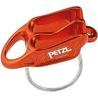 PETZL Reverso Accesorio para La Escalada, Adultos Unisex, Naranja Roja, Uni