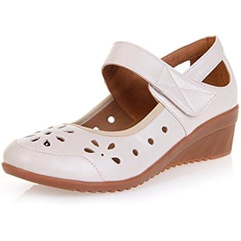 Morbide scarpe da ballo inferiori/scarpe moderne scarpe da ballo Piazza/Zeppe