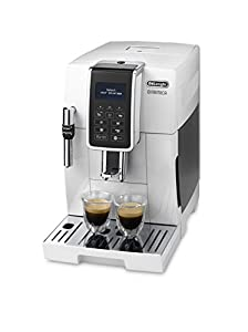 De'Longhi Dinamica ECAM 350.35.W Bean to Cup, White