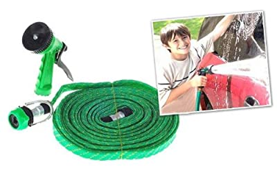 Generic Thegrowstore Andalso 10 Meter Water Spray Gun for Home Car Cleaning Gardening Plant Tree Watering (used for diameter 1 cementer taps)