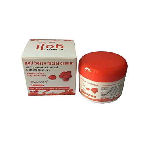 Moresave Goji Berry Gesichtscreme Medlar Anti-Falten und Feuchtigkeitscreme