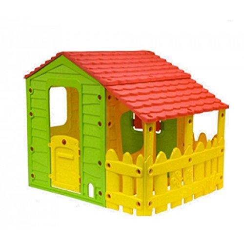 PAPILLON-Casetta-da-giardino-per-bambini-con-portico-in-resina-118-x-146-x-127-cm