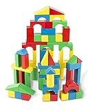#6: Melissa & Doug 481 Wood Blocks Set (100 Piece)