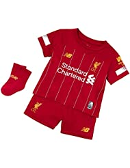 c9492477974 New Balance Children s Liverpool Fc 2019 20 Home Infant Kit Set