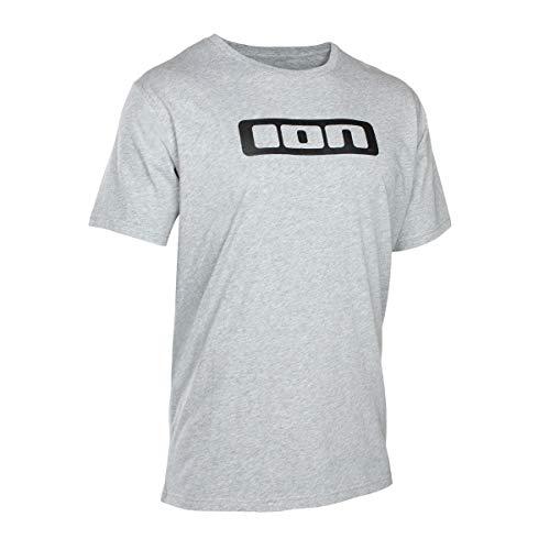 Ion T-Shirt Logo Grau Gr. M