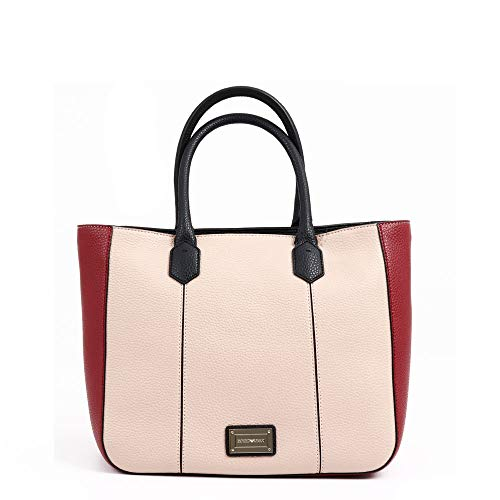 Emporio Armani SHOPPING BAG Y3D089 YH63A CARNE/RUBINO/NERO