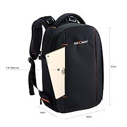 Acheter K&F Concept KF13.036 Sac a dos photo,Sac... en ligne