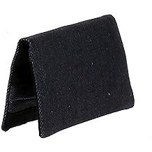 TABAQUERA Plan B Modelo TwoDays Tejana - Funda ultra compacta para tabaco de liar, se lleva en un bolsillo, con compartimentos para boquillas, papel y picadura / TDays Tejana