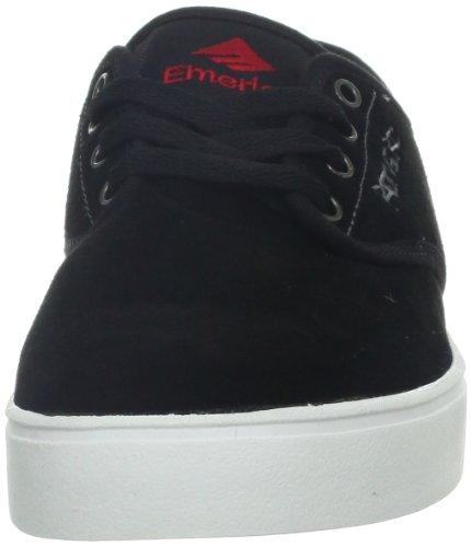 Emerica The Romero Laced Black/gum/white Schwarz
