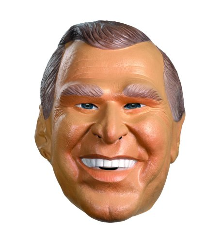 george-w-bush-adult-vinyl-maschera