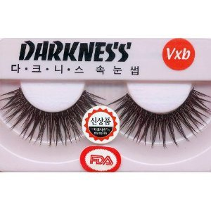Darkness False Eyelashes VXB by False Eyelashes VXB