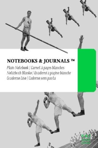 Carnet Notebooks & Journals, Jeux olympiques (Collection Vintage), Pocket, Blanc: Couverture souple (10.16 x 15.24 cm)(Carnet de Notes, Carnet de Voyage, Cahier de Texte)