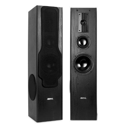 beng-e1005-floor-standing-speakers-360w-rms-3-way-bass-reflex-design-black-ash