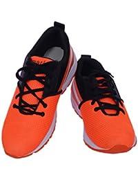 American Cult 3347 Reema Green & Black Running Sport Shoes