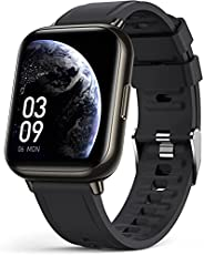 "AGPTEK Smartwatch Uomo Donna, Orologio Fitness Digitale, Smart Watch Android iOS da 1,69"", Activity Track"