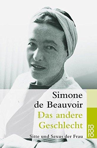 Buchseite und Rezensionen zu 'Das andere Geschlecht: Sitte und Sexus der Frau' von Simone de Beauvoir