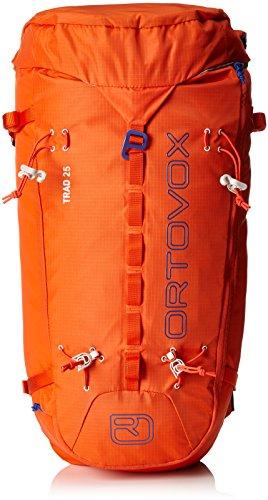 Ortovox Trad 25, Mochila Unisex Adulto, Naranja (Crazy Orange), 24x36x45 cm