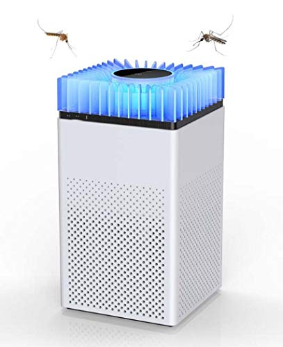 Hauptraum-Moskito-Lampe. Abs Fotokatalysator Mückenschutz Muteless Radiation Mückenschutz, Online/Salon Usb Mückenschutz Black And White, BOSS LV, Weiß
