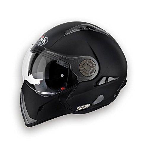 AirohMoto Casco J106, color Negro mate, talla 60-L