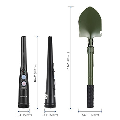 INTEY-Handheld-Metal-Detector-with-Folding-Shovel-and-Carry-Bag-IP65
