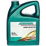 ADDINOL Zweitakt- Motorenöl MZ 405 (rot gefärbt) Super Mix, 5 Liter