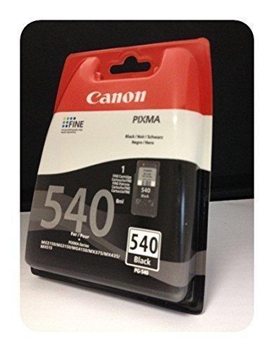 Drucker Patrone für Canon Pixma MX455, MX 455 - Original - Black