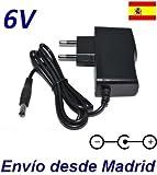 Adaptateur Secteur Alimentation Chargeur 6V pour Remplacement Vélo Elliptique BH WALK FIT PROGRAM INTERSPORT puissance du câble d'alimentation