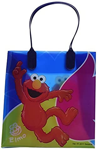 Elmo Party Favor Goodie Small Gift Bags 12 by Unknown