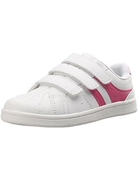 GRITION Zapatillas para Chicos de Chica Shell Toe Protection Zapatillas para Niños Velcro School para Niños Pequeños...