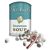 Winterliche Bastel- & Naschereien (Mr. Cools Snowman Soup)