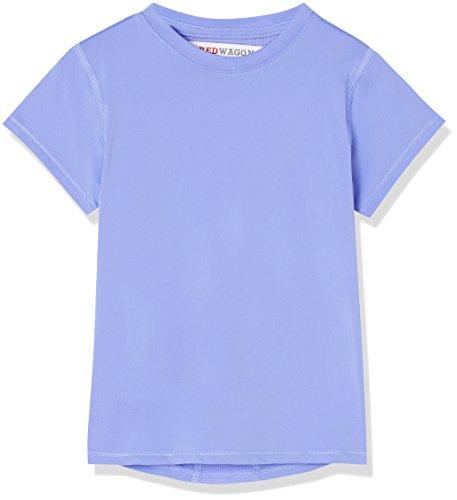 RED WAGON Mädchen Atmungsaktives Sport T-Shirt, Violett (Deep Periwinkle), 140 (Herstellergröße: 10 Jahre)