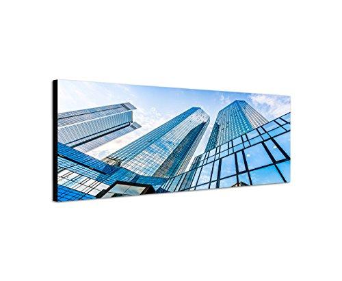 telaio-immagine-murale-150-x-50-cm-frankfurt-am-main-deutsche-bank-edificio