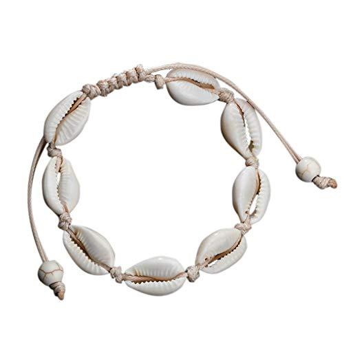 Kakiyi Hawaii-Art-Mann-Frauen-Kokosnuss-Entwurfs-Armband-Armbänder Unisex Anpassen Armband-Ketten-Stulpe Schmuck -