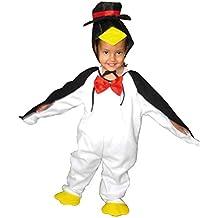 El Carnaval Disfraz pingüino peque 2-4