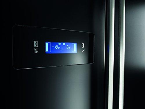 Amerikanischer Kühlschrank Niedrig : U küche mit side by side kühlschrank für unser reihenhaus küchen