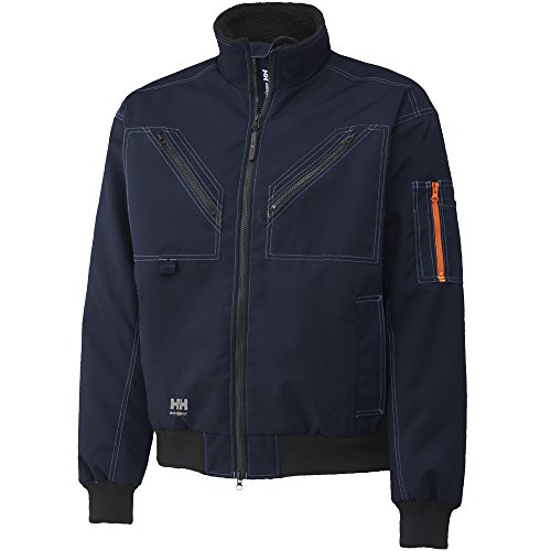 Helly Hansen Workwear Premium Pilotenjacke Bergholm 76211 Lined Shell 590 XXL, 34-076211-590-XXL