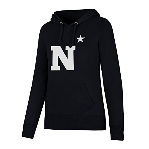 NCAA Damen OTS Fleece Hoodie, Damen, NCAA Women's OTS Fleece Hoodie, Fall Navy, Medium