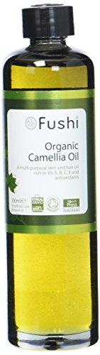 Fushi Wellbeing Camellia Oil Japanese Organic 100ml (Pack of 3)