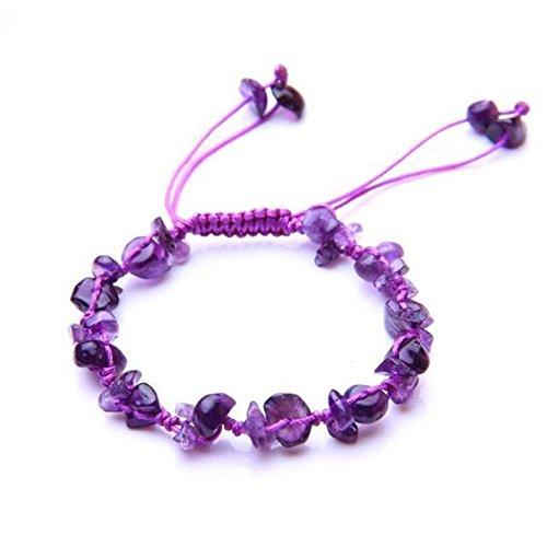 ufingo-jewelry-grava-amatista-natural-hilo-rojo-pulseras-tejidas-a-mano